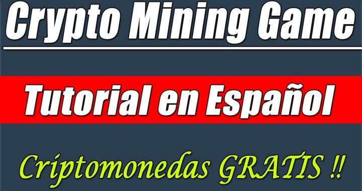 Crypto Mining Game Explicación Completa | Gana Criptomonedas sin Inversión | Gokustian