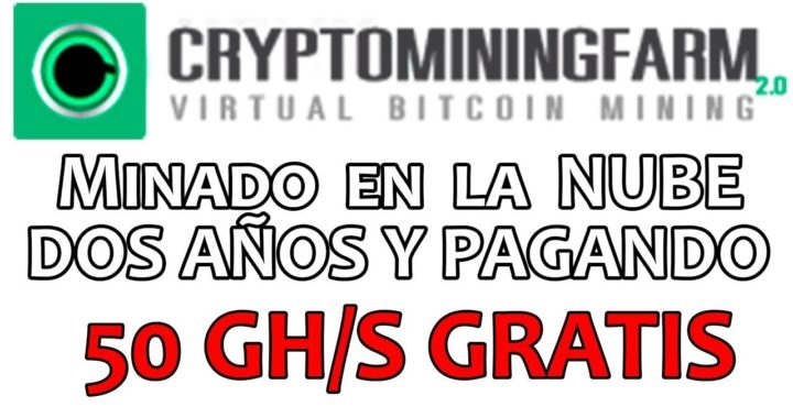 CryptoMiningFarm   La Mejor Web de Mineria Virtual, Compramos 21000 GHS