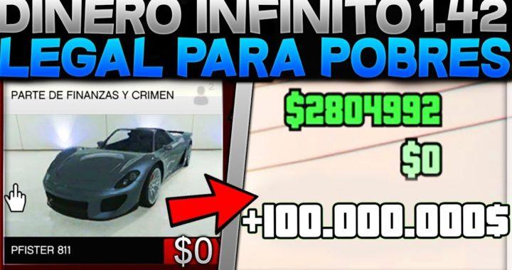 De 0$ a MILLONARIO con 1 Solo Paso GTA 5 ONLINE DINERO INFINITO 1.42