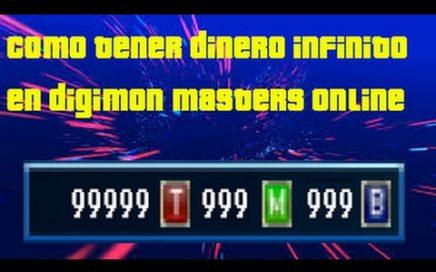 Digimon Masters Online como conseguir dinero infinito Truco 2018