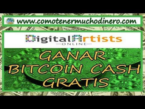 Digital Artists Online: Ganar Bicoin Cash Gratis en 6 Faucets Distintas | Como tener mucho dinero