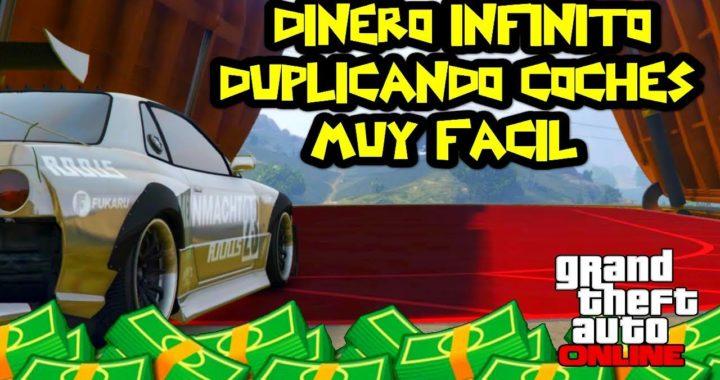 DINERO INFINITO DUPLICANDO COCHES | Gta V online | Glitch dinero infinito