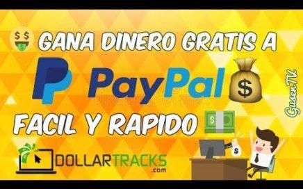 Dollartracks Tutorial,Gana Dinero Facil y Rapido a PayPal