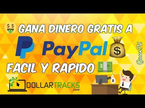 Dollartracks Tutorial,Gana Dinero Facil y Rapido a PayPal