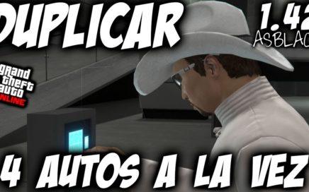 DUPLICAR COCHES - MATRICULAS LIMPIAS GTA 5 - DUPLICAR 4 COCHES DE GOLPE - SUPERFACIL - (PS4 - XB1)