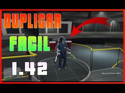 DUPLICAR FACIL *1.42* | GTA V ONLINE PS4