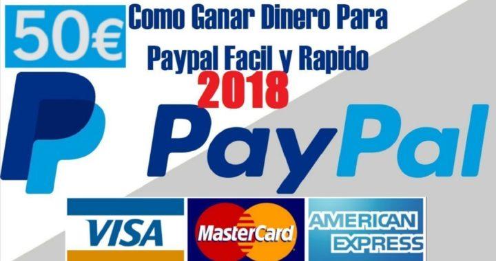 !!!EARN MONEY GANA 50$ DIRECTO A PAYPAL POR MINAR 0% ESTAFA ENTRA 2018 + COMPROBANTE DE PAGO