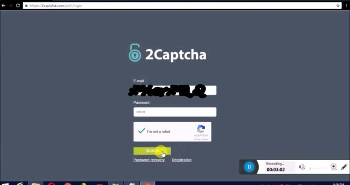 Earn Money How to earn 2000$ to 3000$ money from 2captcha online tutorial!
