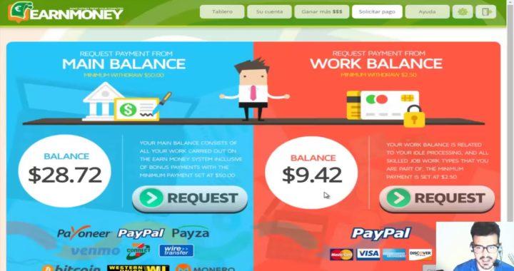 EARN MONEY NETWORK LA VERDAD AL DESCUBIERTO!!!