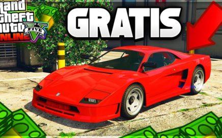 *EL MEJOR METODO* CONSEGUIR COCHES TUNEADOS GRATIS (LEGAL) GTA 5 ONLINE 1.42