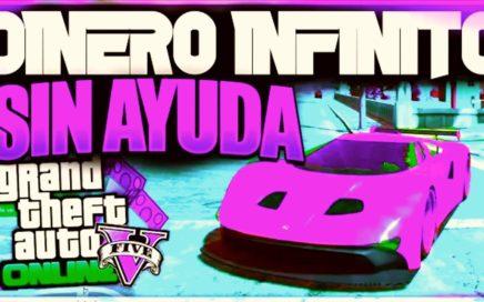 EL METODO QUE TE HARA GANAR MUCHO DINERO GTA 5 ONLINE 1.40 MÉTODO (LEGAL) DE DINERO INFINITO!