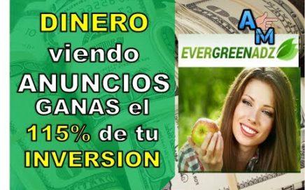 EverGreenAdz Como Funciona | Dinero Gratis desde Casa + Truco Para Conseguir Referidos