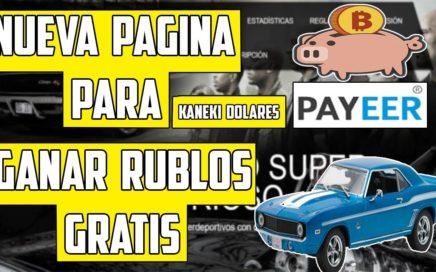 FastFurious Nuevo Proyecto para Ganar Rublos Con y sin inversión comprando Autos
