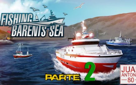 Fishing: Barents Sea | Beta | Parte 2 PePa fisher vamos a ganar dinero