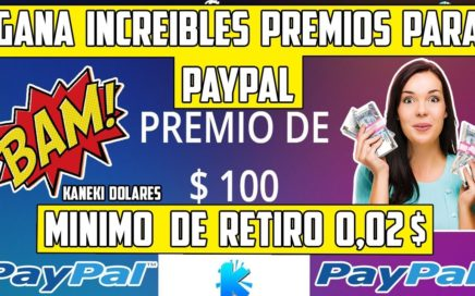 Flamzy Nueva Página para Ganar Dinero a Paypal Mínimo 0.02$ | Kaneki Dolares