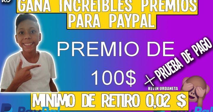 Flamzy | Nueva Página para |Ganar Dinero a Paypal Mínimo De Retiro 0.02$ | Kevin Urdaneta