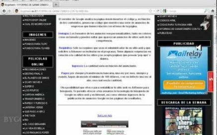 Formas De Ganar Dinero Con Tu Pagina Web