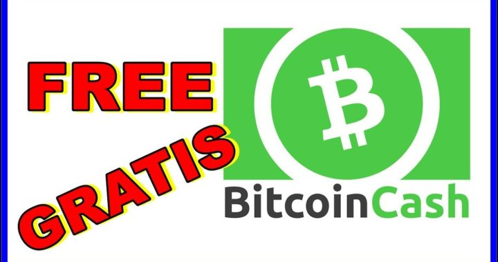 FREE BITCOIN CASH GRATIS ( Pagos Instantaneos ) BITCOIN GRATIS Y OTRAS CRIPTOMONEDAS CADA 5 MINUTOS