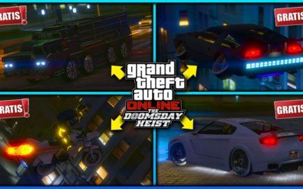 FUNCIONA! - CONSIGUE CUALQUIER AUTO *MODEADO O DE LUJO* TOTALMENTE GRATIS GTA 5 1.42 (PS4 Y XBOX)