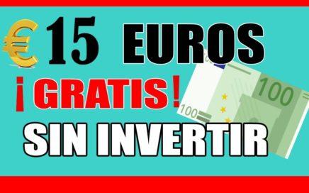 GANA 15 EUROS GRATIS SIN INVERTIR y SIN REFERIR en MUDET