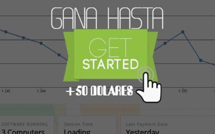 GANA +50 DOLARES con SOLO descargar un PROGRAMA! 01/18