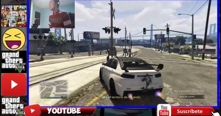 gana bastante dinero con esta misión en !!!GTA V ONLINE¡¡¡ (Xbox One y PS4)
