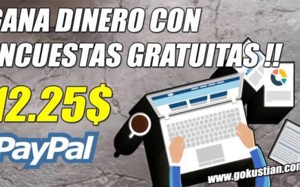 Gana Dinero con Encuestas Gratuitas en Chile, Venezuela y Todo el Mundo | Gokustian