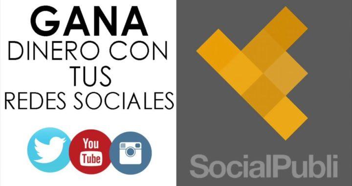 Gana dinero con internet y tus redes sociales - Socialpubli