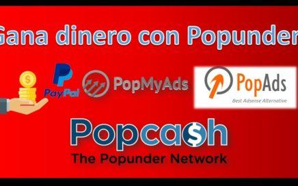 Gana dinero con Popunder una muy buena alternativa!