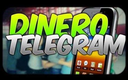 GANA DINERO CON TELEGRAM FACIL!! 100% REAL SERVER TELCEL