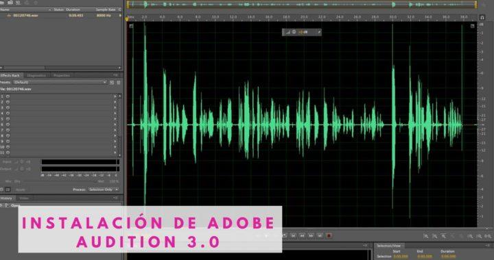 Gana dinero con tu voz (Instalación de Adobe Audition desde 0)