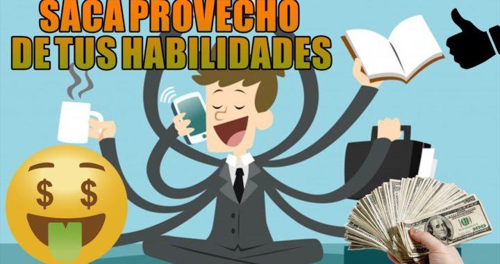 GANA DINERO CON TUS HABILIDADES!!! VENDE TUS HABILIDADES O CONTRATA A GENTE | Fiverr