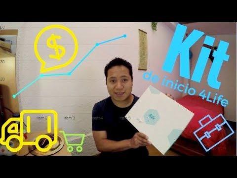 Gana dinero de una manera diferente | Kit de inicio 4Life Umboxing