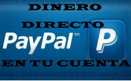 Gana DINERO directo para paypal 100% real