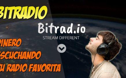 Gana Dinero Escuchando Musica | Bitradio | Radio | BRO