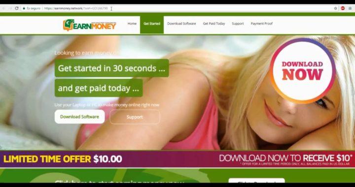 Gana Dinero Fácil. desde un Computadora o laptop