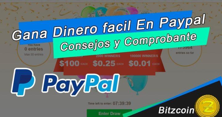 Gana dinero Facil por Paypal con Baymack + Comprobante de Pago