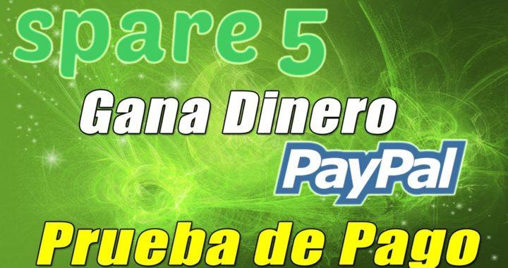 Gana Dinero Gratis a Paypal 2018 (Mínimo de Pago 1$) | Nuevo Pago de Spare5 | Gokustian