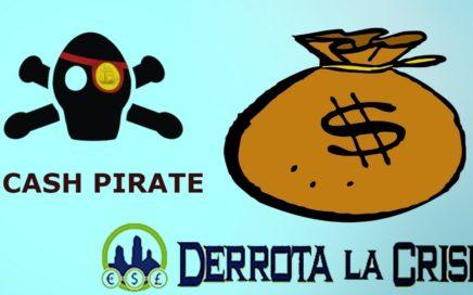 Gana Dinero Mediante tu Smartphone con CashPirate.