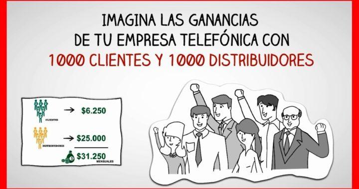 Gana Dinero MES A MES con tu Empresa de Telefonia por Internet... -Promocional- *GANA DINERO VoIP*
