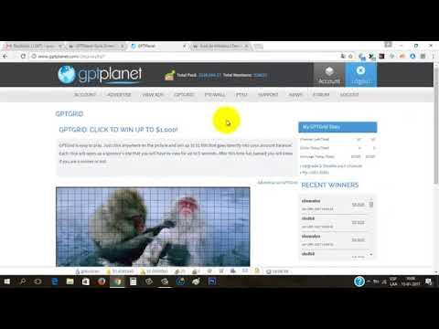 Gana Dinero para PayPal, Como Conseguir Referidos en /GPTPlanet/NUEVA PAGINA 2018