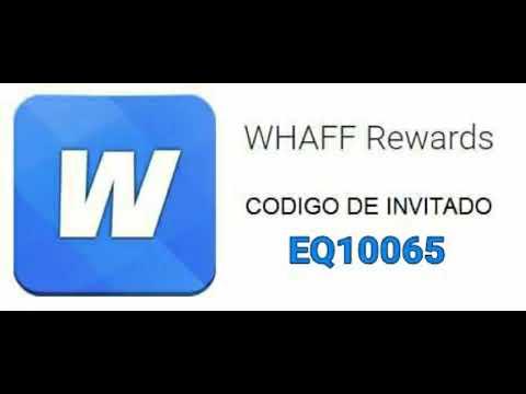 Gana dinero paypal gratis Whaff Rewards