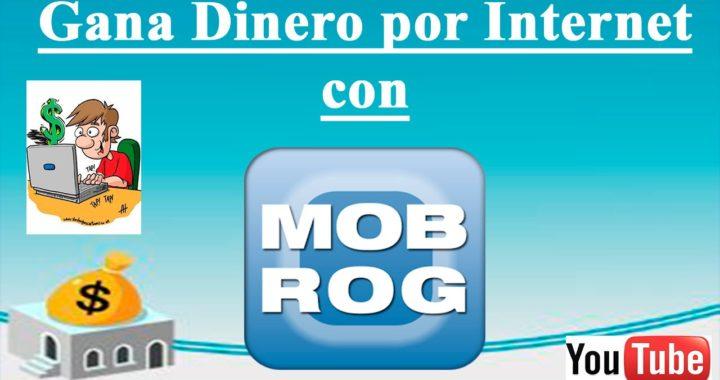 Gana Dinero por Internet con Encuestas - Mobrog 2014-2015