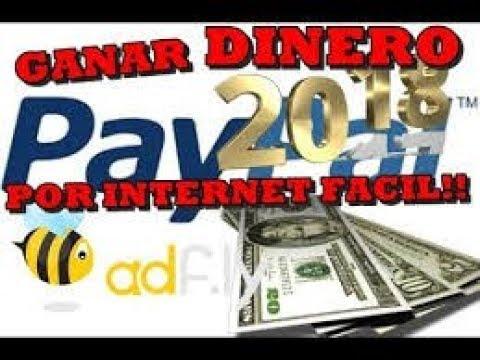 Gana Dinero Por Internet En Paypal  2018 Fácil y rápido !!