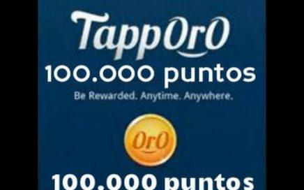"Gana Dinero//Truco//Código hackeado para ""TAPPORO"" 100.000 PUNTOS Septiembre 2015!!"