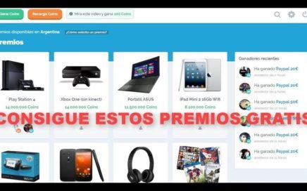 GANA DINERO Y REGALOS GRATIS | PS4, XOBOX ONE, PC GAMING, TELEFONOS MOVILES | APUESTAS GRATIS