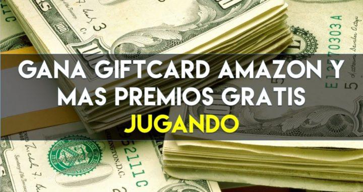 Gana Gift Card Amazon o Steam GRATIS JUGANDO ONLINE
