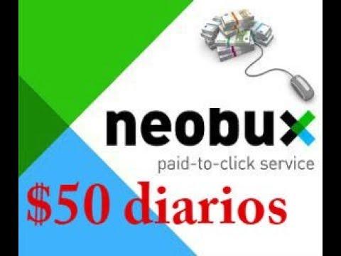 gana hasta $50 dolares diarios con neobux// neobux la mejor ptc