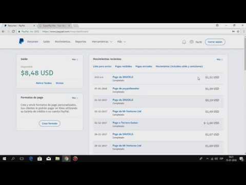 GANADOR SORTEO $ 3 DOLARES A PAYPAL !! PRUEBAS DE PAGO $ 7.98 DOLARES PAYPAL !! 2018