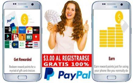 Ganar Dinero con tu Celular Android, $3.00 GRATIS 100% Adme Rewards Locker